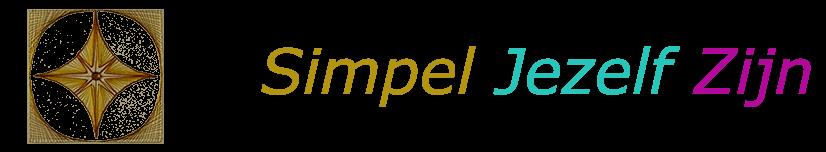 Simpel Jezelf Zijn Logo