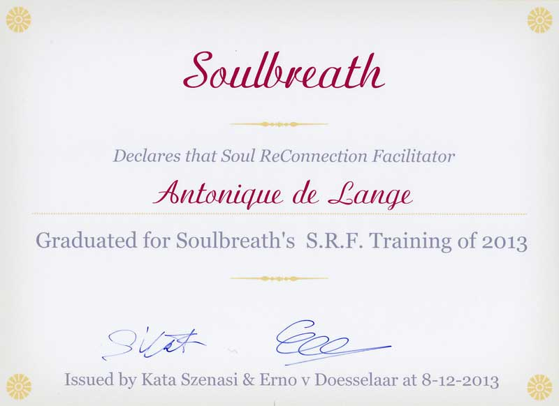 Diploma Soulbreath